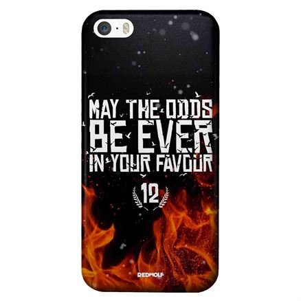 May The Odds Be Ever In Your Favour - Mobile Cover