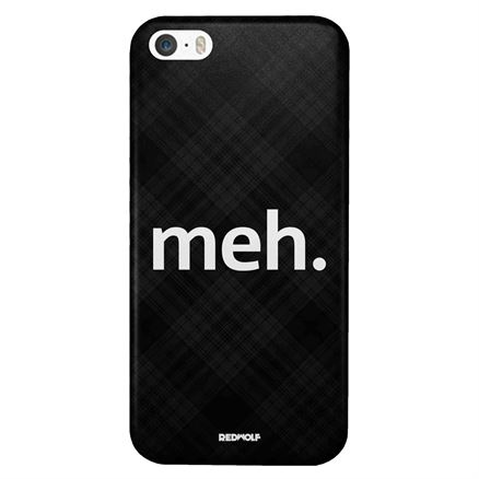 Meh - Mobile Cover