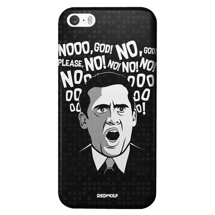 No No No - Mobile Cover