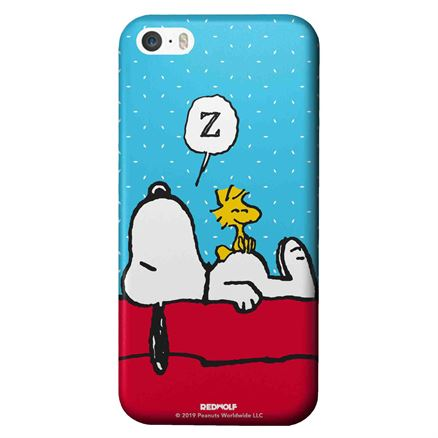 Nap Champion - Peanuts Official Mobile Cover
