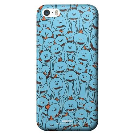 Mr. Meeseeks Army - Rick And Morty Official Mobile Cover