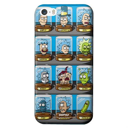 Rick-O-Rama - Rick And Morty Official Mobile Cover