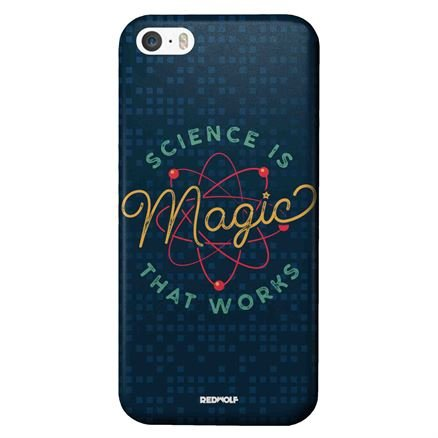 Science Is Magic - Mobile Cover