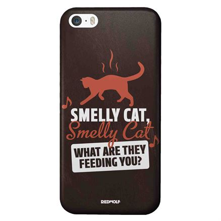 Smelly Cat - Mobile Cover