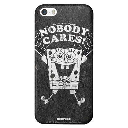 Nobody Cares - Spongebob Squarepants Official Mobile Cover