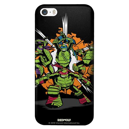 Go Ninja - TMNT Official Mobile Cover