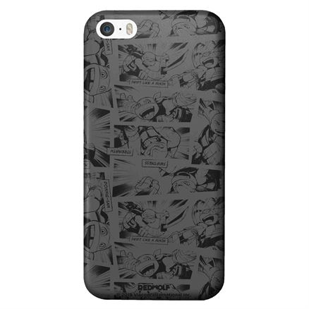 Swift Pattern - TMNT Official Mobile Cover