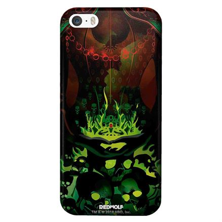 Beautiful Death: Long May She Reign - Game Of Thrones Official Mobile Cover