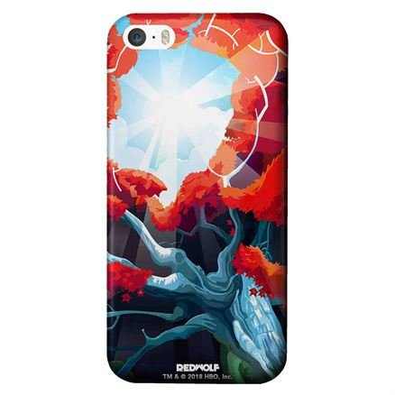 Beautiful Death: Old Gods Are Answering - Game Of Thrones Official Mobile Cover