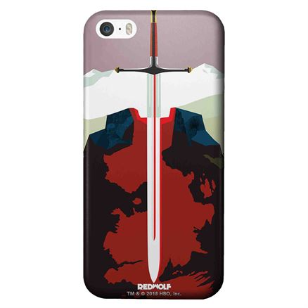 Beautiful Death: Swing the Sword - Game Of Thrones Official Mobile Cover