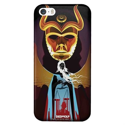 Beautiful Death: The Law Is The Law - Game Of Thrones Official Mobile Cover