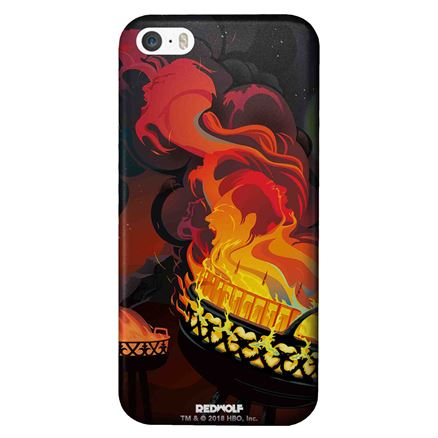 Beautiful Death: You're Going To Die - Game Of Thrones Official Mobile Cover