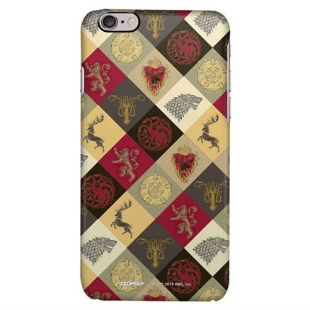 Sigil Pattern - Game Of Thrones Official Mobile Cover