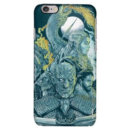 The Taking Of Viserion - Game Of Thrones Official Mobile Cover