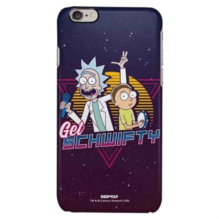 You Gotta Get Schwifty - Rick And Morty Official Mobile Cover