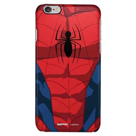 Spider-Man Suit - Marvel Official Mobile Cover