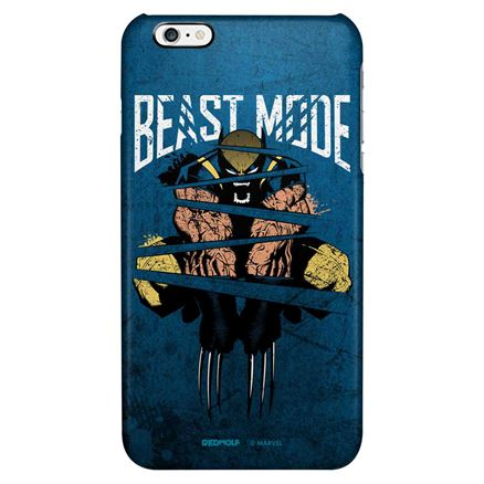 Wolverine: Beast Mode - Marvel Official Mobile Cover