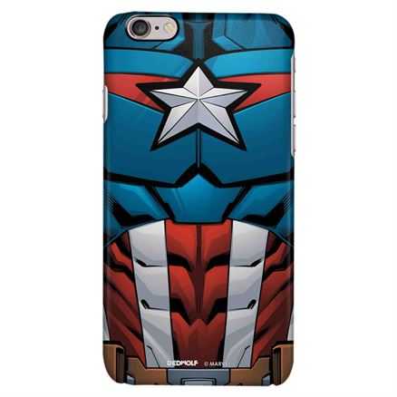 Captain America Suit - Marvel Official Mobile Cover