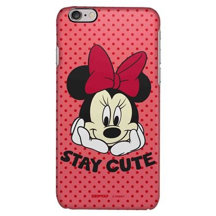 Minnie: Stay Cute - Disney Official Mobile Cover