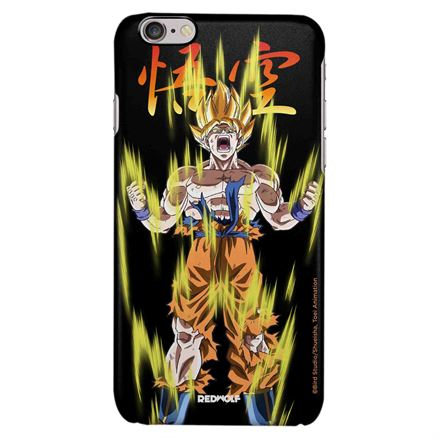 Goku: Super Saiyan Mode - Dragon Ball Z Official Mobile Cover