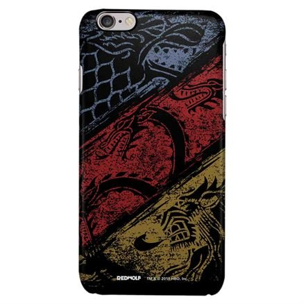 Crossed Sigils - Game Of Thrones Official Mobile Cover