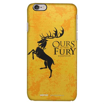 Ours Is The Fury - Game Of Thrones Official Mobile Cover