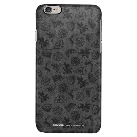 Scattered Sigil Pattern - Game Of Thrones Official Mobile Cover