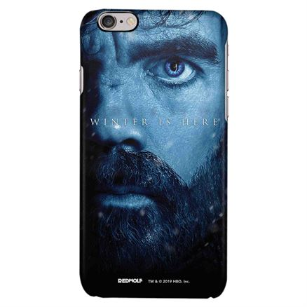 Tyrion Lannister: Winter Is Here - Game Of Thrones Official Mobile Cover