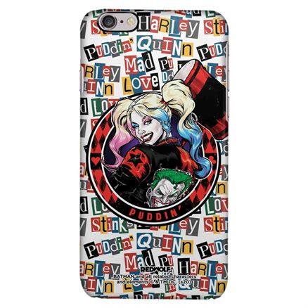 Puddin'  - Harley Quinn Official Mobile Cover