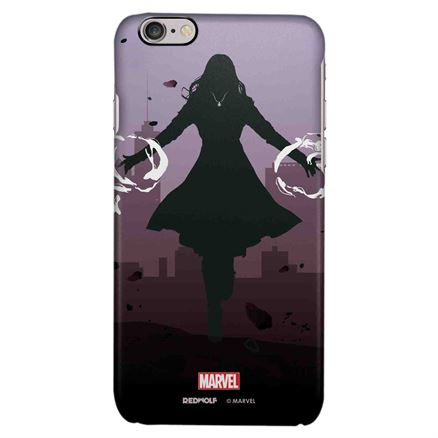 Scarlett Witch Silhouette - Marvel Official Mobile Cover