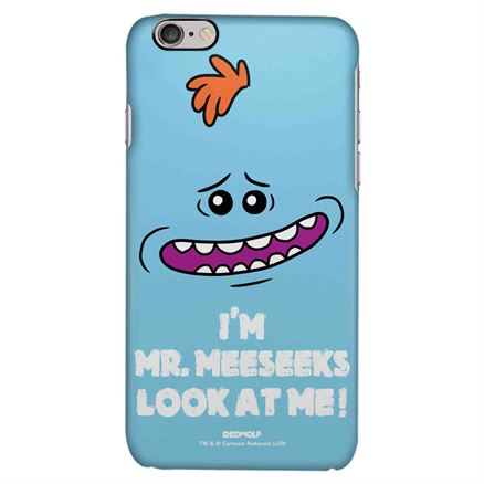 Mr. Meeseeks: Look At Me - Rick And Morty Official Mobile Cover