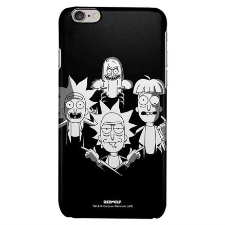 Rick Squad - Rick And Morty Official Mobile Cover