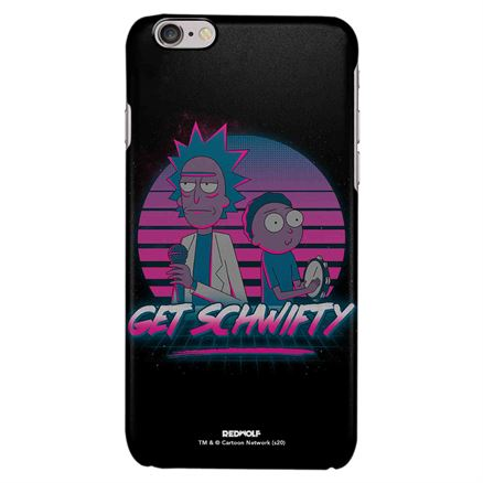Schwifty - Rick And Morty Official Mobile Cover