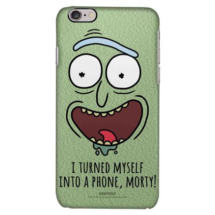 Shapeshifter Rick - Rick And Morty Official Mobile Cover