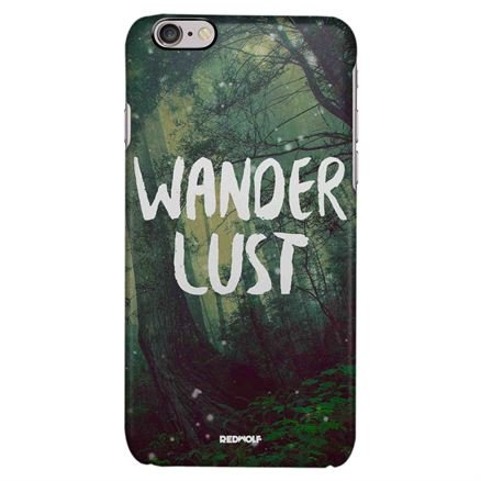 Wanderlust Forest - Mobile Cover