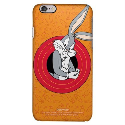 Rabbit Hole - Bugs Bunny Official Mobile Cover
