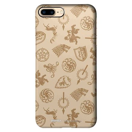 Tonal Sigil Pattern - Game Of Thrones Official Mobile Cover