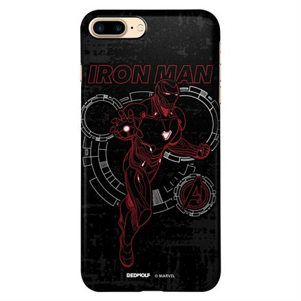 Iron Man: Mark L Interface - Marvel Official Mobile Cover