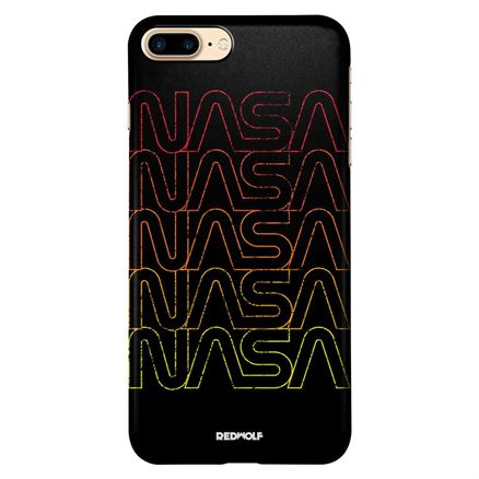 NASA: Rainbow Logo - NASA Official Mobile Cover