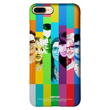 Pop Stripes - The Big Bang Theory Official Mobile Cover