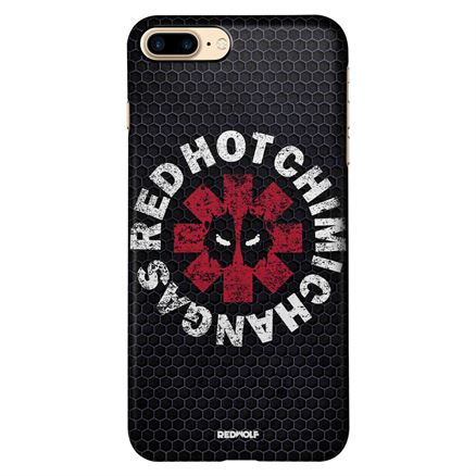 Red Hot Chimichangas - Mobile Cover