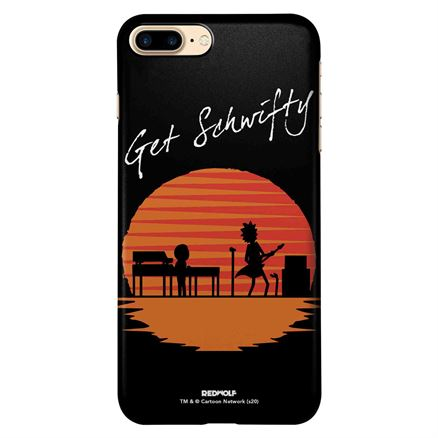 Get Schwifty - Rick And Morty Official Mobile Cover