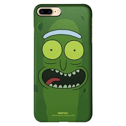 Pickle Rick Face - Rick And Morty Official Mobile Cover