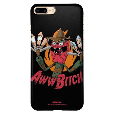 Scary Terry: Aww Bitch - Rick And Morty Official Mobile Cover
