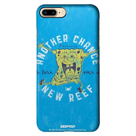 Turn Over A New Reef - SpongeBob SquarePants Official Mobile Cover