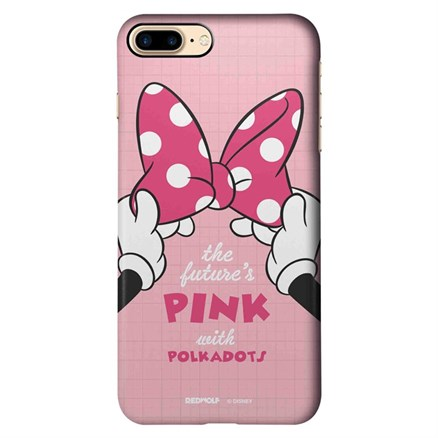 The Future's Pink - Mickey Mouse Official Mobile Cover