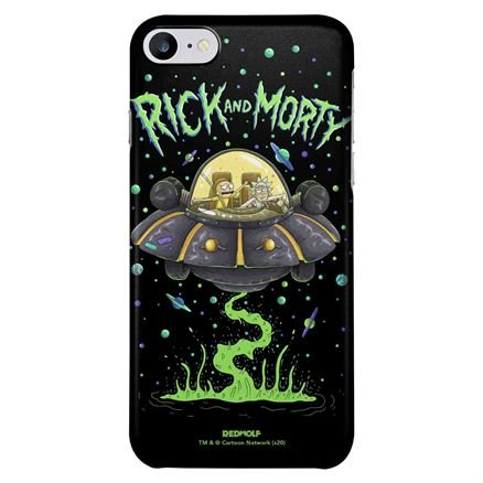 Space Cruiser - Rick And Morty Official Mobile Cover