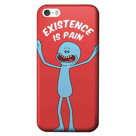 Mr. Meeseeks: Existence Is Pain - Rick And Morty Official Mobile Cover