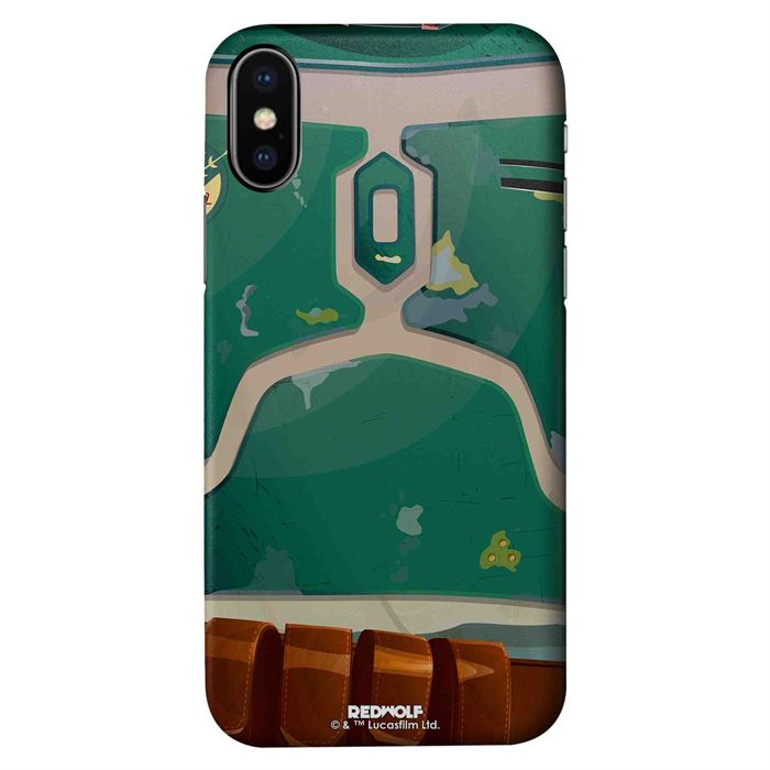 Attire Boba - Star Wars Official Mobile Cover