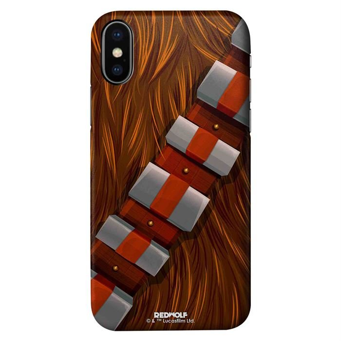 Attire Chewbacca - Star Wars Official Mobile Cover